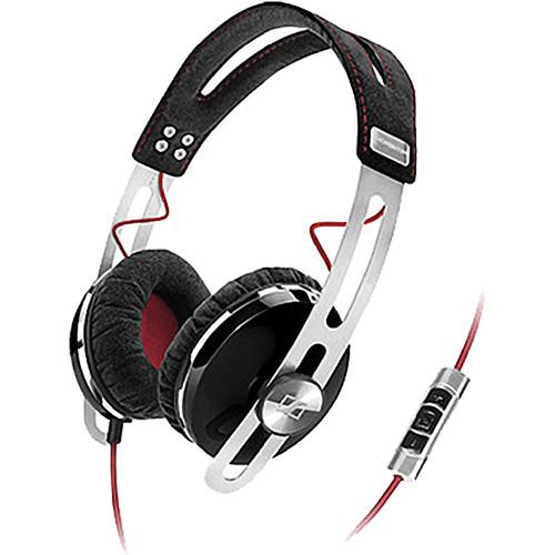 Sennheiser Momentum On-Ear Headphones (Black) 505795 B&H Photo