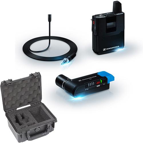 sennheiser avx mke2 set digital camera mount wireless omni b h. Black Bedroom Furniture Sets. Home Design Ideas