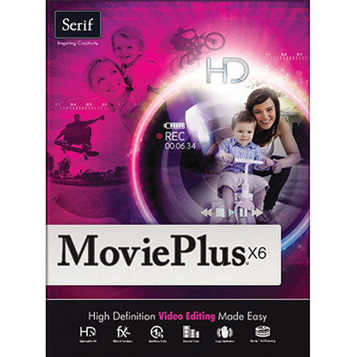 serif movie plus product key