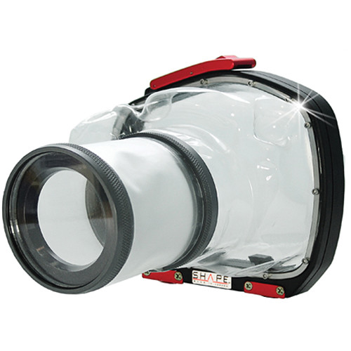 SHAPE Waterproof Full Frame Wave Case for Canon 5D Mark WAVEFF