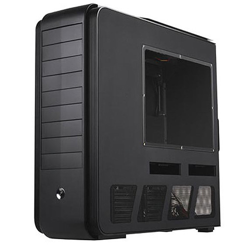 Silverstone Temjin Tj11b W Full Tower Case Window Black