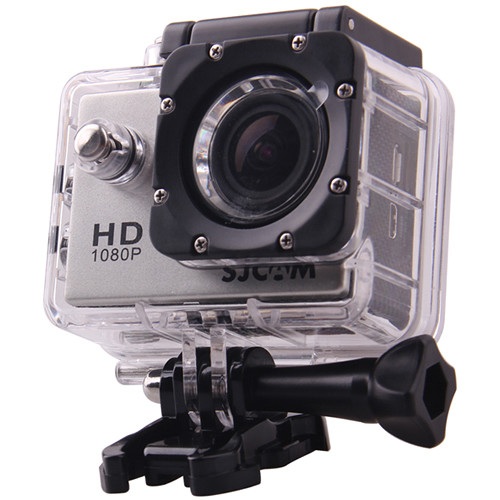 SJCAM SJ4000 Action Camera Silver SJ4000S Bamp;H Photo Video