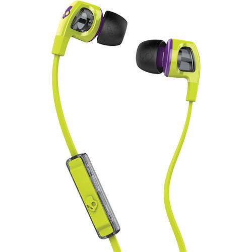 Kevlar earbuds - Skullcandy Smokin Buds 2 - earphones with mic Overview