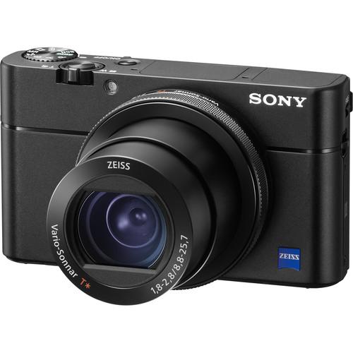 Sony Cyber-shot DSC-RX100 V Compact Camera