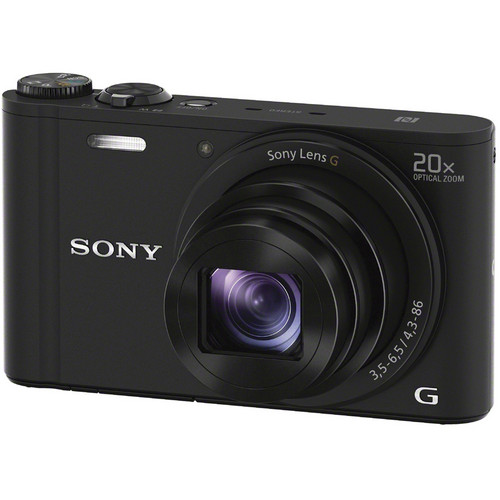 Sony Cyber-shot DSC-WX350 (Was $298, now just $198)