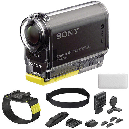 Sony HDR-AS30 Camcorder Drivers for PC