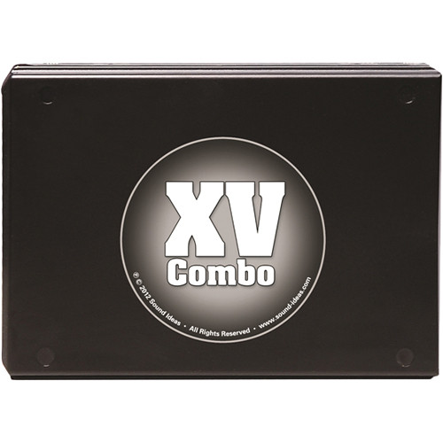 Sound Ideas XV Sound Effects Combo Hard Drive SI-XV-HD-1644M B&H