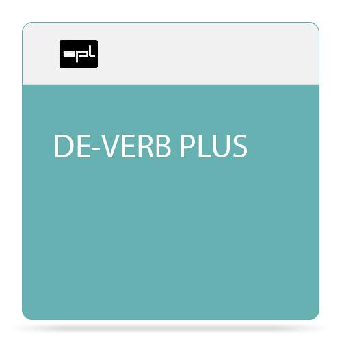 SPL De-Verb Plus Analog Code MicroPlug Series PA-SPL-DEVRBPL B&H
