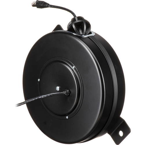 Stage Ninja Retractable Cat5e Cable Reel 40 Cat5 40 S B Amp H
