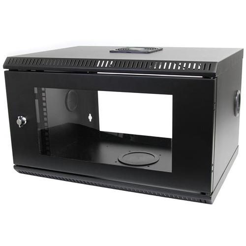 Startech 6 Ru 19 Quot Wall Mount Server Rack Cabinet Rk619wall