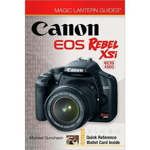 used sterling publishing book magic lantern guide 9781600594168 rh bhphotovideo com Canon EOS 450D Bundle EOS Rebel XSi 450D