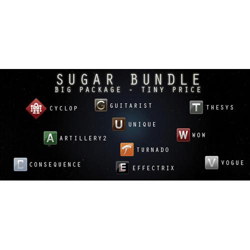 sugar bytes sugar bundle the complete plug in 11 33042 b h. Black Bedroom Furniture Sets. Home Design Ideas