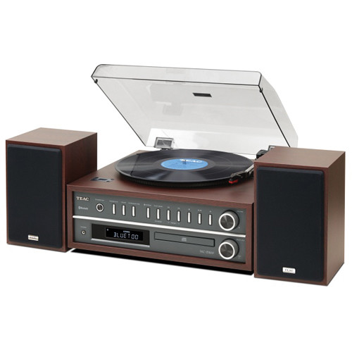 teac mc d800 stereo usb sound system mc d800 ch b h photo. Black Bedroom Furniture Sets. Home Design Ideas