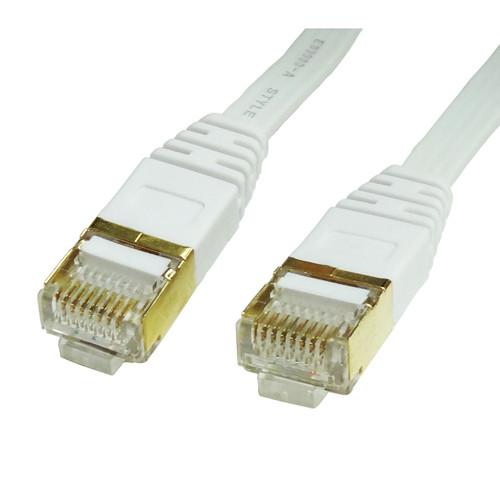 Tera Grand Cat 7 10 Gigabit Ethernet Ultra Flat Patch CAT7-WL080