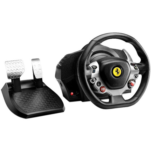 thrustmaster tx racing wheel ferrari 458 italia edition 4469016. Black Bedroom Furniture Sets. Home Design Ideas