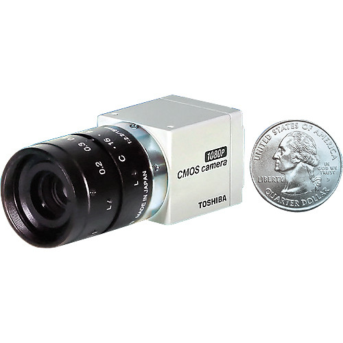 Toshiba IK-HR3H Ultra-Small 1-Chip CMOS HD Video Camera IK-HR3H