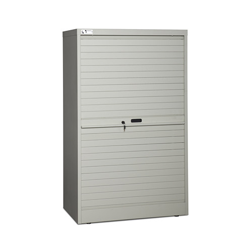 Turtle Steel Multi Media Cabinet With 5 Shelves For 465 Lto Size Tapes