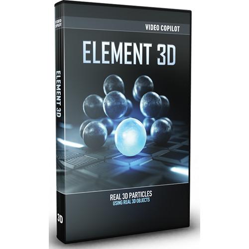 Resultado de imagen de Video Copilot Element 3D