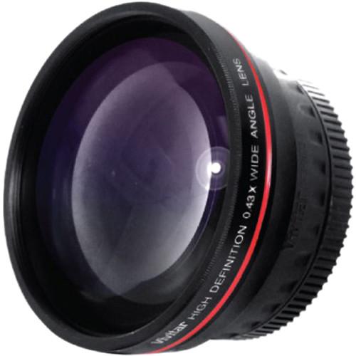 Vivitar 58mm 043x Wide Angle Attachment Lens