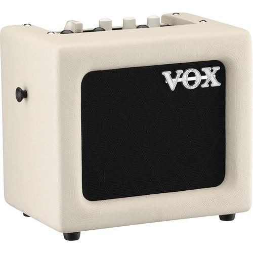vox mini3 g2 modeling guitar amplifier ivory mini3g2iv b h. Black Bedroom Furniture Sets. Home Design Ideas