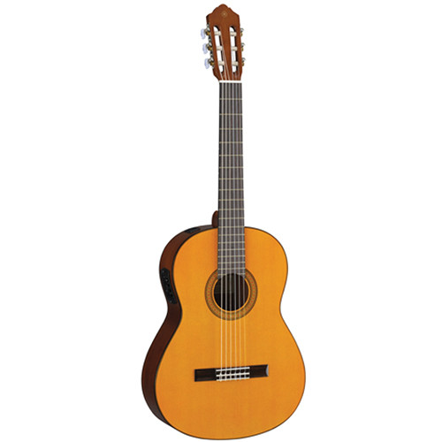 yamaha cgx102 nylon string acoustic electric classical cgx102. Black Bedroom Furniture Sets. Home Design Ideas