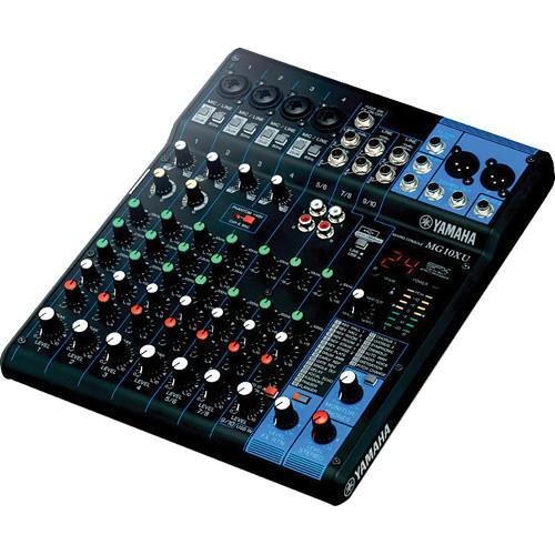 Yamaha Mixer With Usb Interface