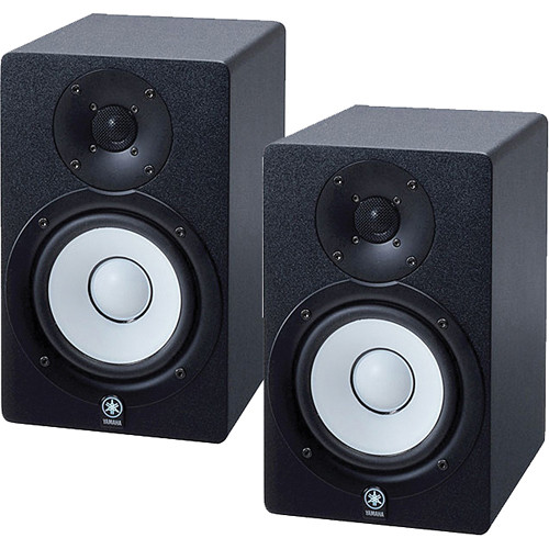 Yamaha hs50m stereo pair kit b h photo video for Yamaha hs50m review