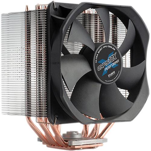 zalman usa cnps10x performa cpu cooler cnps10xperforma b h photo