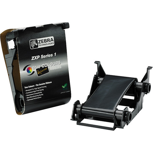 Zebra ZXP Series 1 Bla...