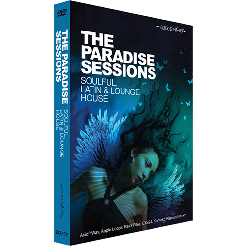 Zero-G The Paradise Sessions Sample Library ZERO020 B&H Photo