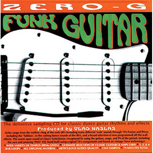 G Funk Guitar - Sample Library (Electronic Download)