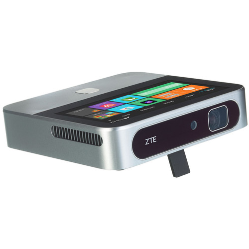 Zte spro 2 200 lumen smart hd pico projector with wi fi spro2 for Hd pico projector