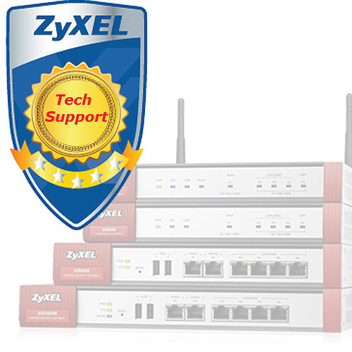 ZyXEL 3-Year Tech Support Contract for USG310 (Class D) ICTS3YCD