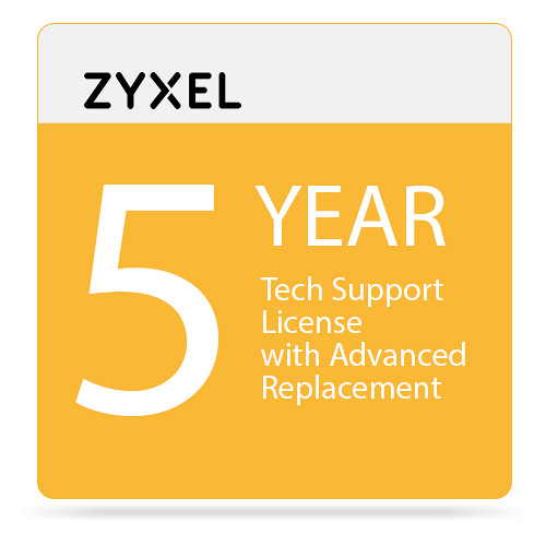 ZyXEL 5-Year Tech Support Contract for USG310 (Class D) ICTS5YCD