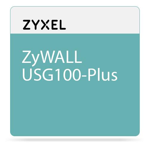 ZyXEL USG100-PLUS Security Gateway 64 BIT