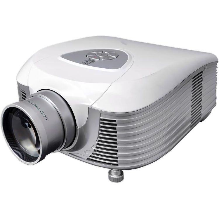 Pyle Pro PRJLE55 High-Definition LED Widescreen Projector