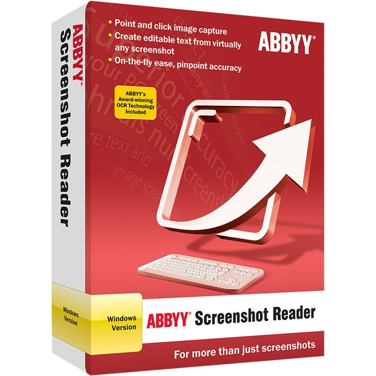 Abbyy screenshot reader 11 download frlssrfw11e bh photo abbyy screenshot reader 11 download reheart Image collections