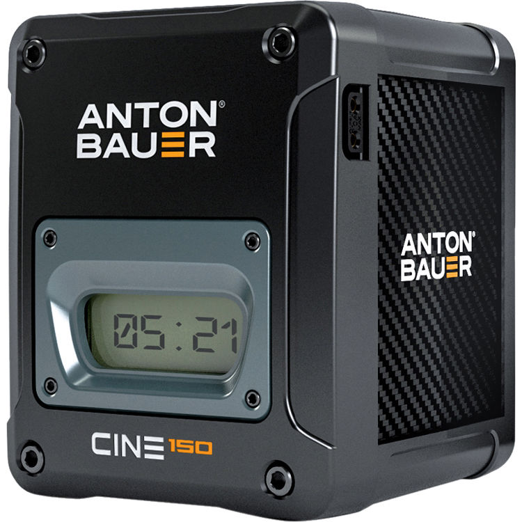 anton bauer cine 150 gm battery 8675 0104 b h photo video. Black Bedroom Furniture Sets. Home Design Ideas