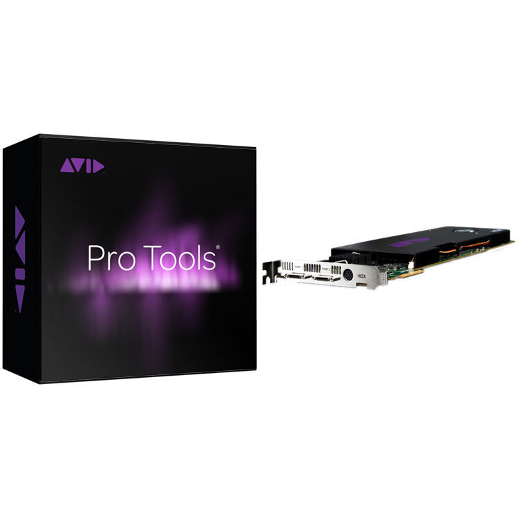 pro tools 12 video out pcie
