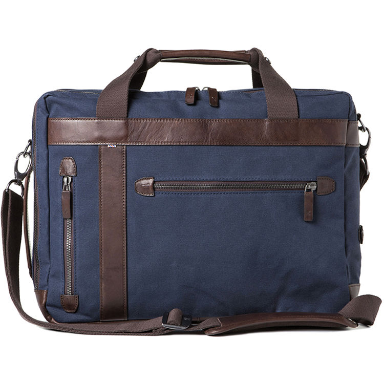 Barber Undercut Convertible Camera Bag Canvas Leather