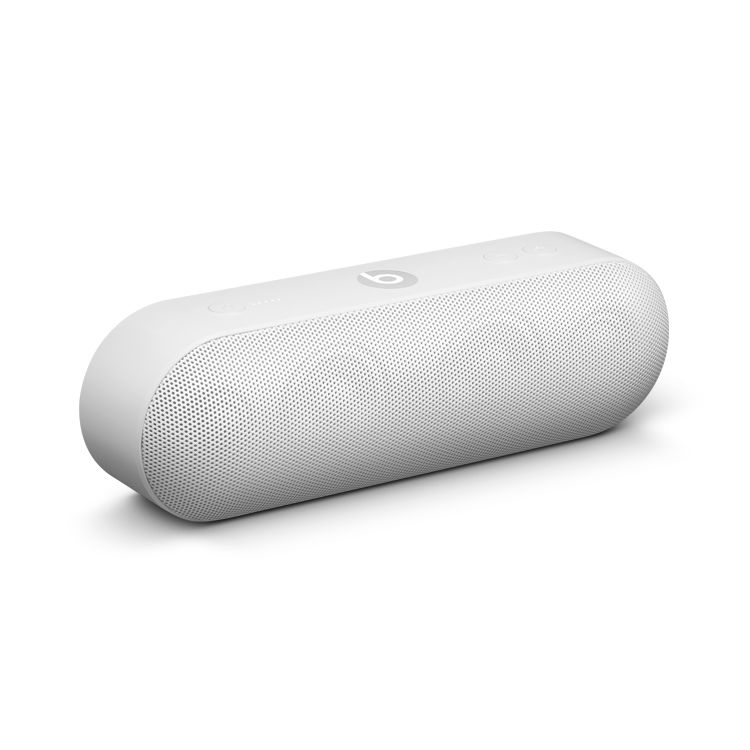 Beats by Dr. Dre Beats Pill+ Portable Speaker Standard Collection (White)