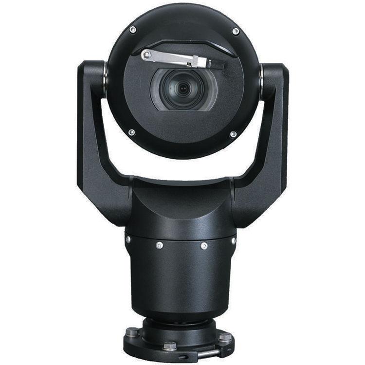 Bosch MIC IP Starlight 7000 Series 2MP Vandal Resistant Outdoor PTZ Camera Gray