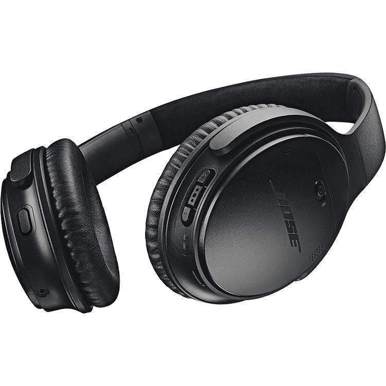c9d33a19137 Bose QuietComfort 35 Series II Wireless 789564-0010 B&H Photo