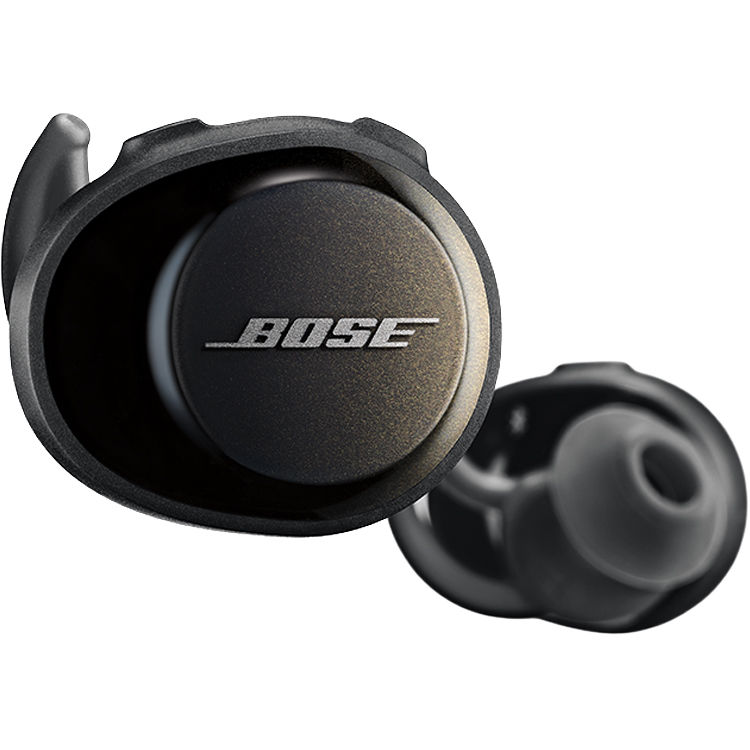 9158ce29dbd Bose SoundSport Free Wireless In-Ear Headphones 774373-0010 B&H