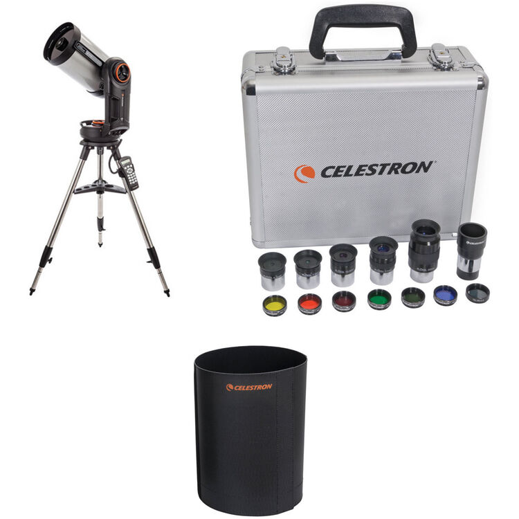 Celestron Nexstar Evolution 8 Quot Telescope And Accessory Kit