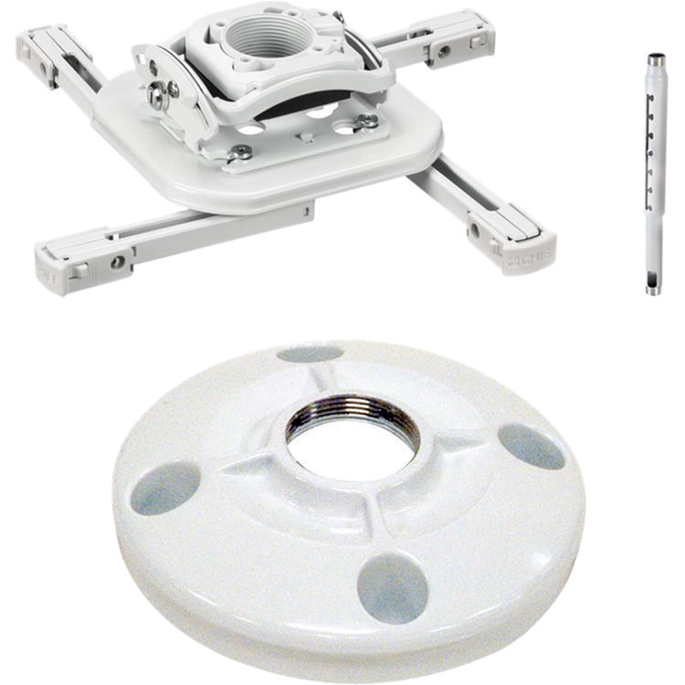 Chief Projector Ceiling Mount Kit With Universal Kitmd018024w