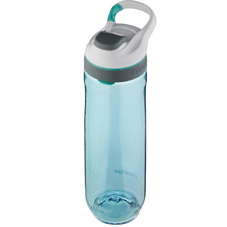 Contigo 24oz AUTOSEAL Cortland Water Bottle (Grayed Jade ...