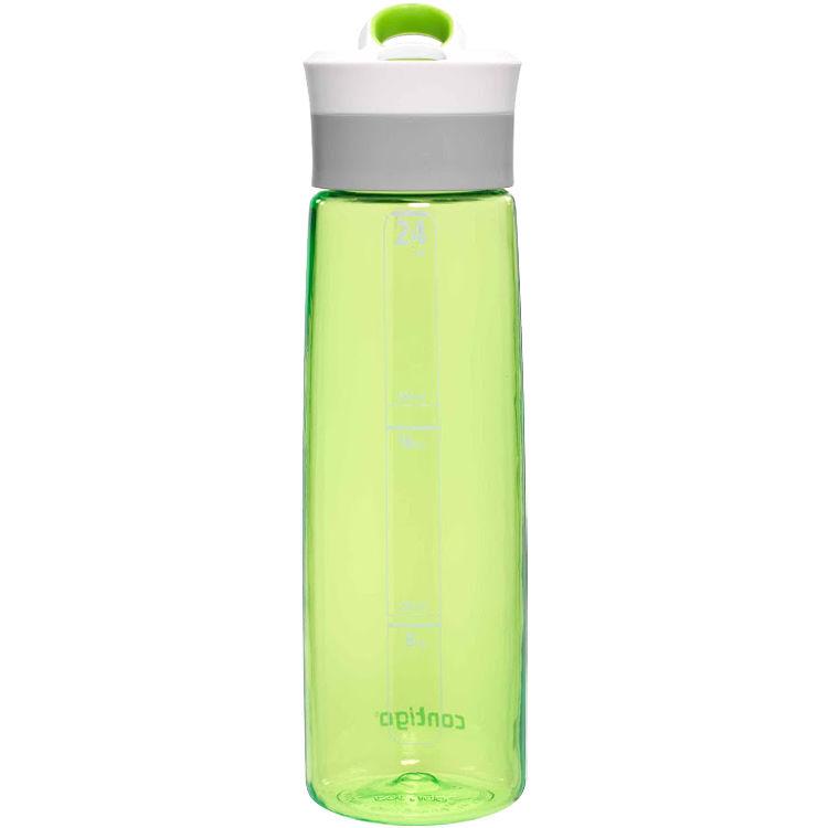 Contigo AUTOSEAL Grace Water Bottle (24 fl oz, Citron ...