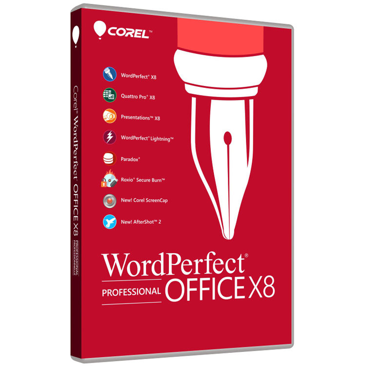 Corel wordperfect office x8 professional esdwpx8proenfrug bh corel wordperfect office x8 professional edition upgrade download freerunsca Image collections