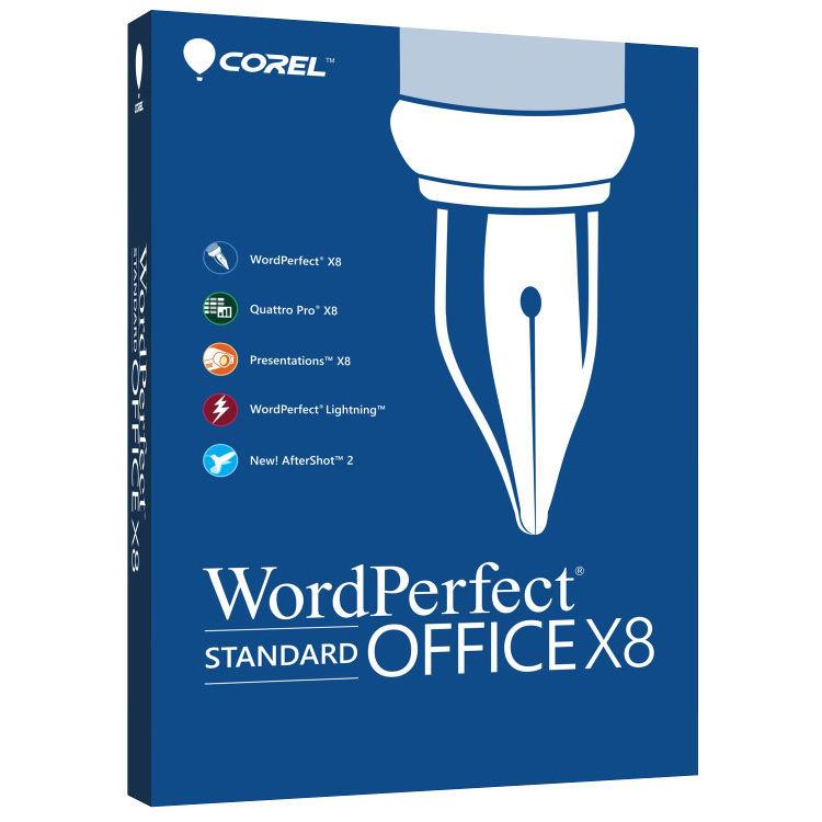 corel wordperfect office x8 download